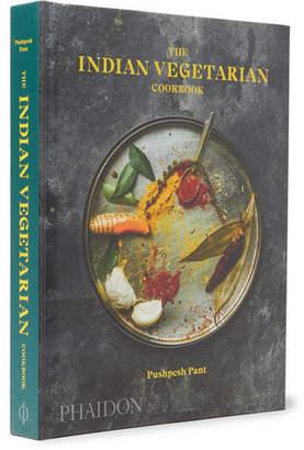 Phaidon The Indian Vegetarian Cookbook Hardcover Book