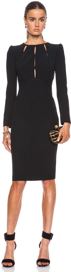 Alexander McQueen Dress in Black