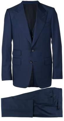 three-piece formal suit
