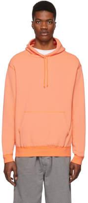 John Elliott Orange Vintage Hoodie