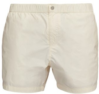 Solid & Striped The Weekend Swimshorts - Mens - White