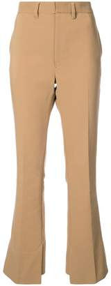 Toga flared tailored trousers