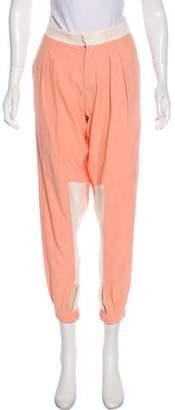 Chloé Mid-Rise Skinny Pants
