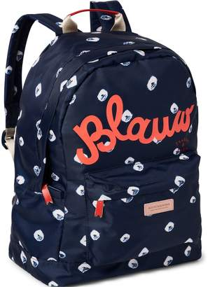 Scotch & Soda Printed School Backpack