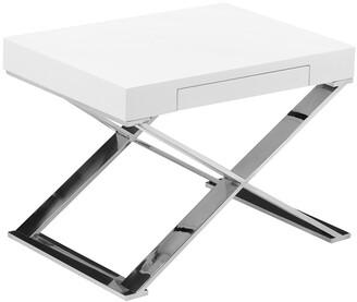 Pangea X-Leg Side Table