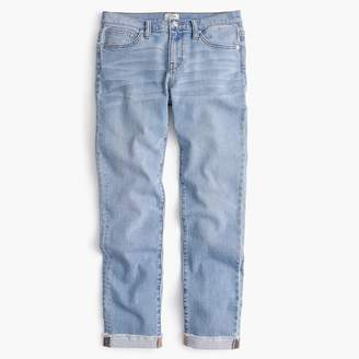 J.Crew Tall Slim boyfriend jean in Shelton wash