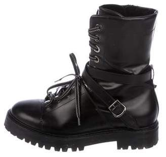 36ea8114d6b Valentino Combat Boots For Women - ShopStyle Canada