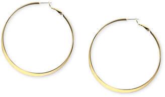 Nine West Earrings, Hoop Earrings