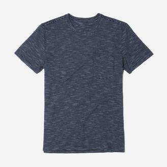 The Indigo Texture Pocket $32 thestylecure.com