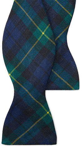 Polo Ralph LaurenPolo Ralph Lauren Tartan Linen Bow Tie