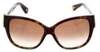 Marc Jacobs Oversize Tortoiseshell Sunglasses