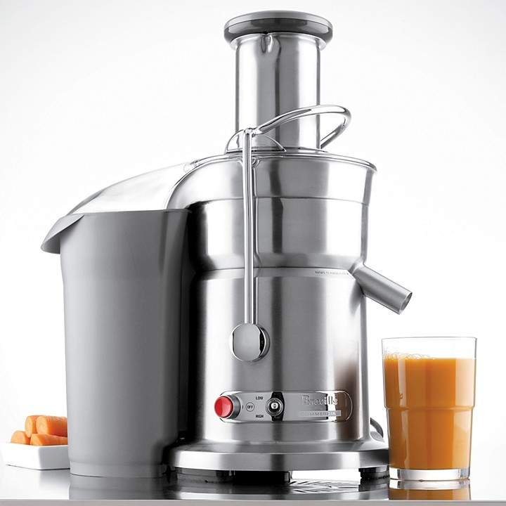 "Breville ""Ikon Die-Cast Juice Fountain Elite"" Juice Extractor by Breville"