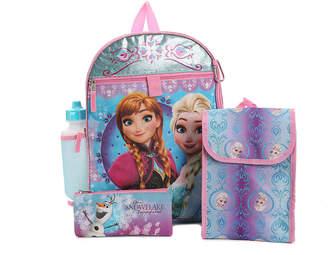 Fast Forward Frozen 5-Piece Backpack Set - Women's