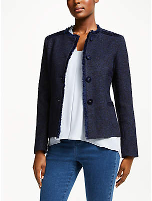 Helene Berman Annie Jacket, Navy