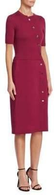 Altuzarra Jefferson Button Dress
