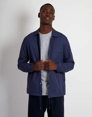 Penfield Blackstone Twill Shirt Blue