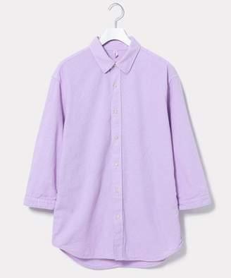 ADAM ET ROPÉ (アダム エ ロペ) - ADAM ET ROPE' PANAMAシャツ(7分袖)