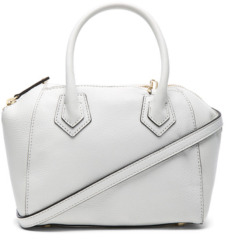 Rebecca Minkoff Micro Perry Satchel Bag $295 thestylecure.com