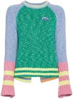 Mira Mikati カラーブロックセーター