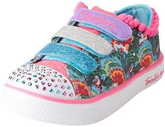 Skechers Girls Twinkle Breeze 2.0 Sneaker,35 EU ()