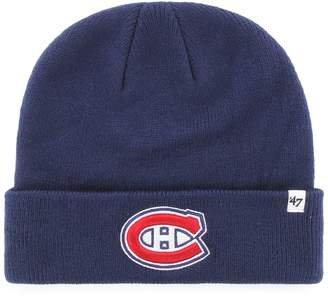'47 Montreal Canadiens NHL Raised Cuff Knit Beanie