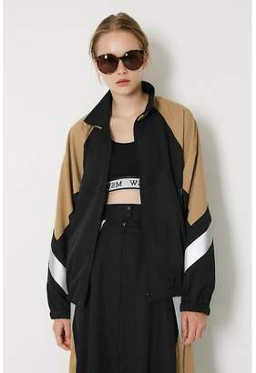 Moussy (マウジー) - MOUSSY SW COLOR BLOCKED ジャケット
