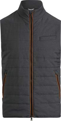 Ralph Lauren Water-Repellent Twill Vest