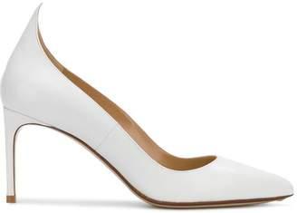 Francesco Russo mid-heel pumps