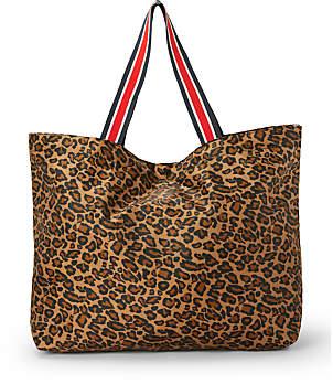 Becksöndergaard Foldaway Animal Bag, Chocolate Brown