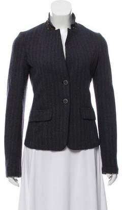 Fabiana Filippi Casual Long Sleeve Jacket