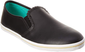 Jack Rogers Bennett Etched Leather Sneaker