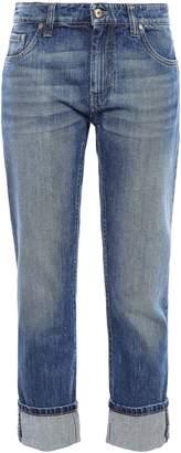 Brunello Cucinelli Mid-rise Straight-leg Jeans