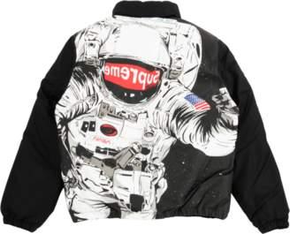 Supreme Astronaut Puffy Jacket - Black