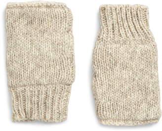 Treasure & Bond Fleece Lined Fingerless Gloves