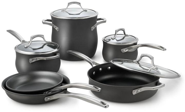 Calphalon 10-pc. Nonstick Unison Nonstick Cookware Set
