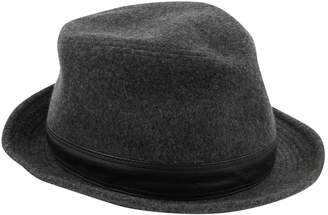 Hermes Grey Cashmere Hats
