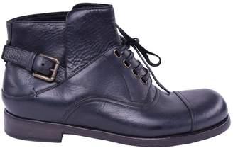 Dolce & Gabbana Leather lace ups