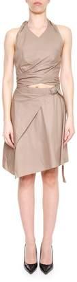 Carven Cotton Dress