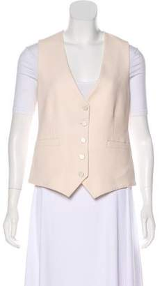Gucci Tailored Button-Up Vest
