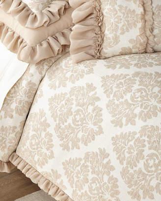 Sweet Dreams Odette Ruffle Queen Duvet