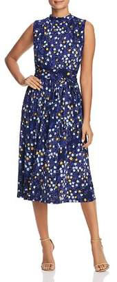 Leota Mindy Printed Midi Dress