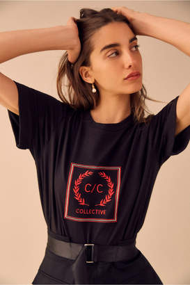 C/Meo Collective MORE I SEE T-SHIRT black