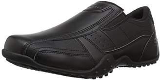 Skechers for Work Men's Elston-Kasari Food Service Shoe