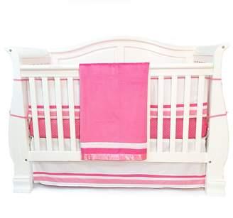 One Grace Place 10-18hp102 Simplicity Hot Pink-Infant Set (4pc)