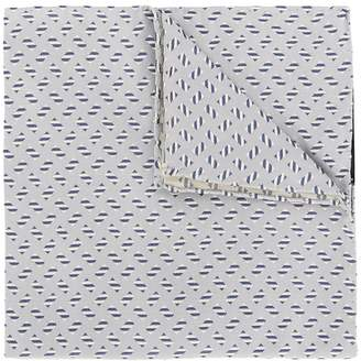 Giorgio Armani woven pattern scarf