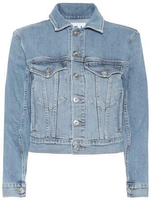 Proenza Schouler Stretch cotton denim jacket