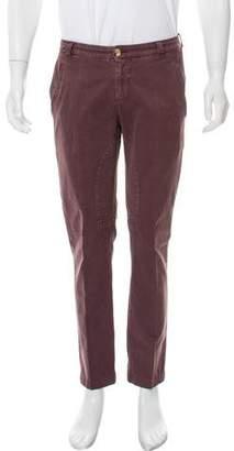 Brunello Cucinelli Slim Cargo Pants