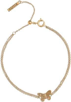Olivia Burton 3D Butterfly Bracelet