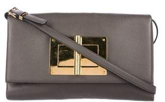 5e3c534de0 Pre-Owned at TheRealReal · Tom Ford Natalia Turn-Lock Clutch