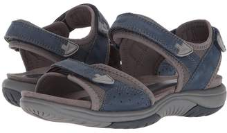 Rockport Franklin Three Strap Women's Shoes